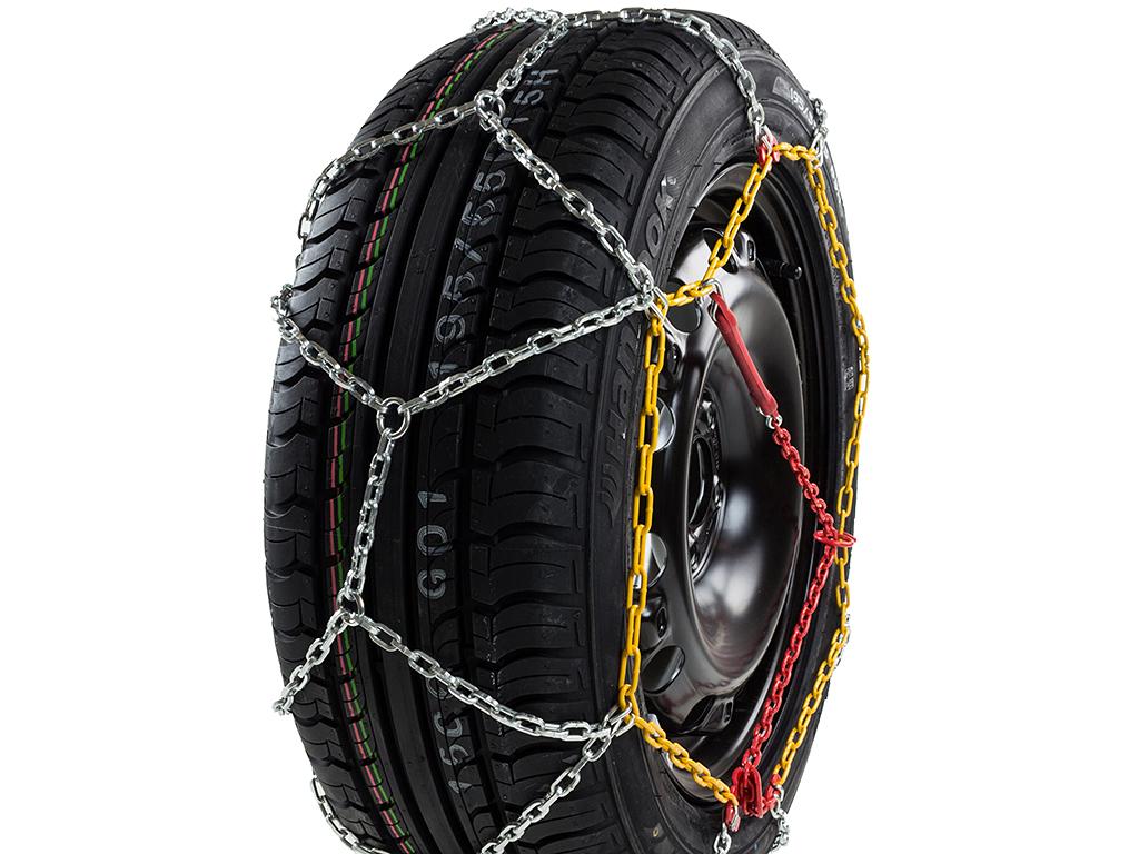 Sněhové řetězy X60 155/80 R15