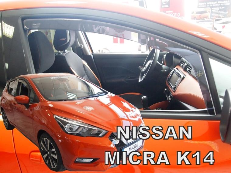 Ofuky oken Nissan Micra K14 2017-