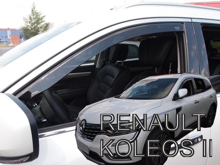 Ofuky oken Renault Koleos II 2017-