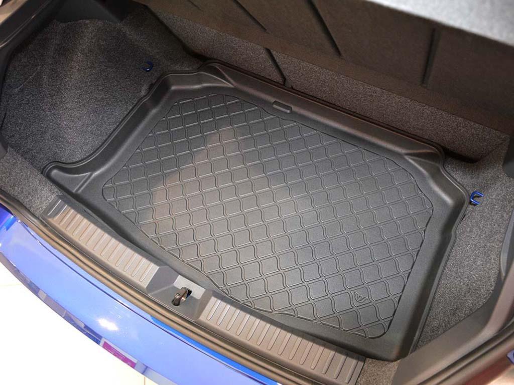 Vana do kufru Seat Ibiza V 2017- dolní kufr, protiskluzová
