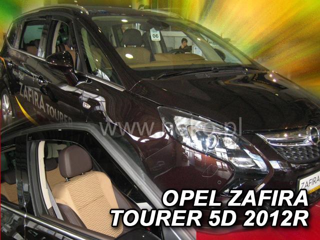 Heko Ofuky oken Opel Zafira Tourer 2012- sada 2 ks