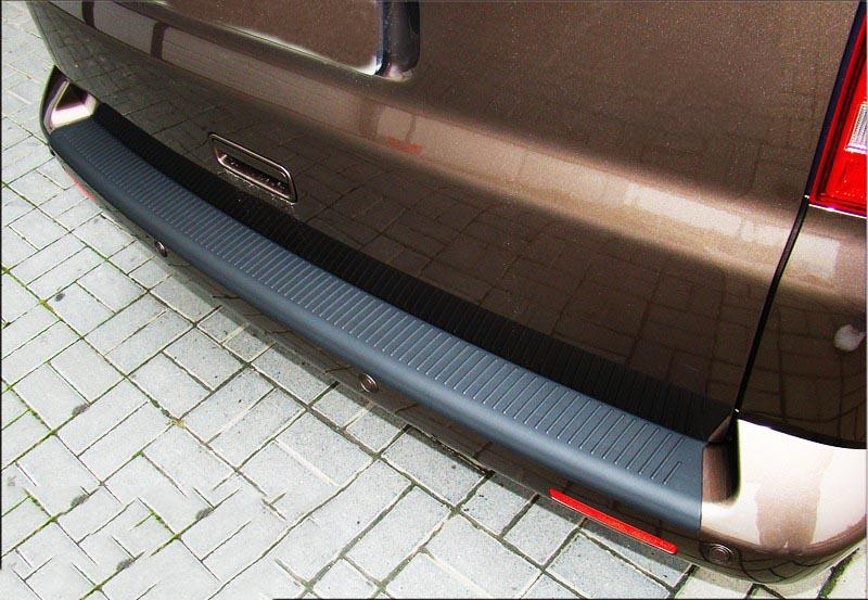 Rider Kryt prahu pátých dveří VW T5 Caravelle 2003-, tvrzený plast