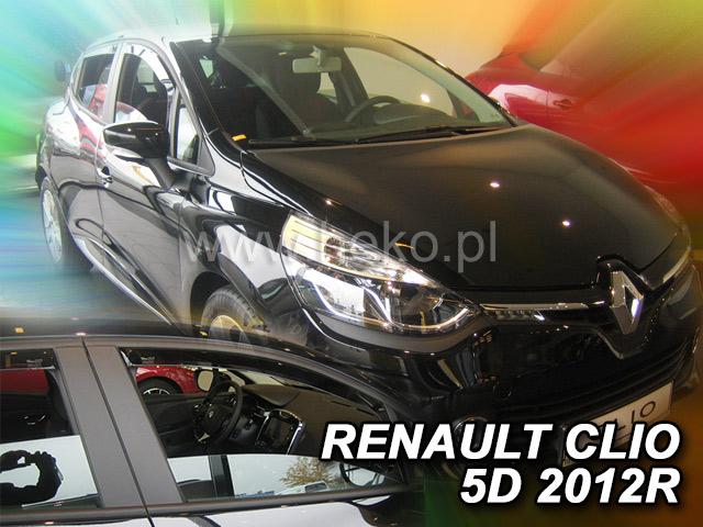 Heko Ofuky oken Renault Clio IV 2012- sada 2 ks