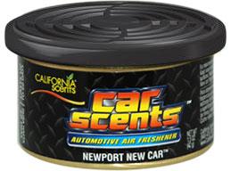 Vůně nejen do auta California Scents - Nové auto