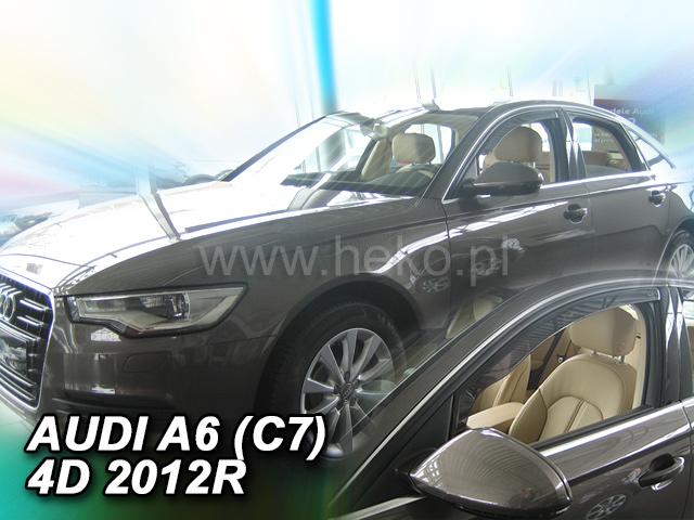 Heko Ofuky oken Audi A6 2011- sed sada 2 ks