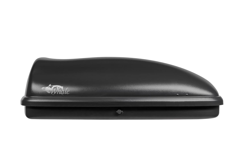 Střešní box Whale 130 Neumann černý antracit