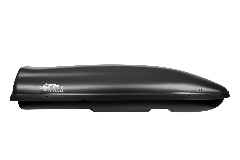 Střešní box Whale 200 Neumann černý antracit
